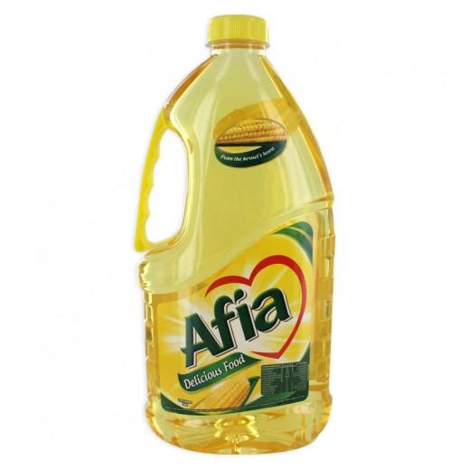 Afia Corn Oil Pet Bottle 1.8 ltr