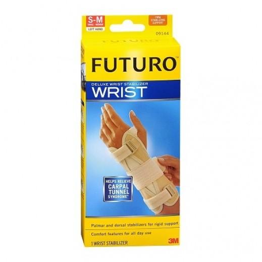 Futuro Deluxe Wrist Stabilizer Left S/M