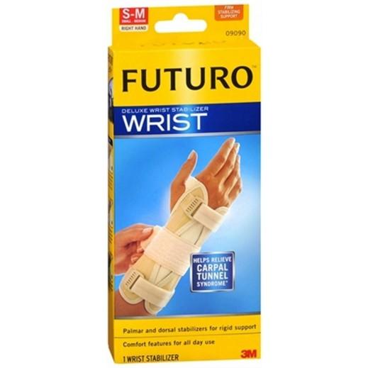 Futuro Deluxe Wrist Stabilizer Right S/M