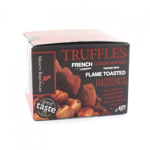 Monty Bojangles Flame Toasted Hazelnut Cocoa Dusted Truffles 100g