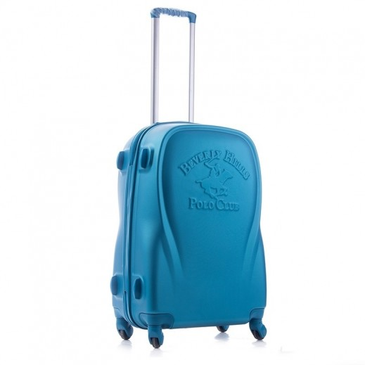 US Polo Large Canada ABS Normal lock 4 Wheels - Turquoise
