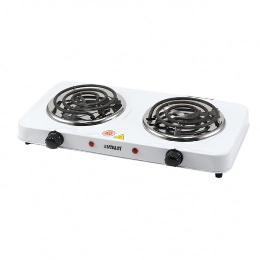 BM Satellite Double Ring Hot Plate