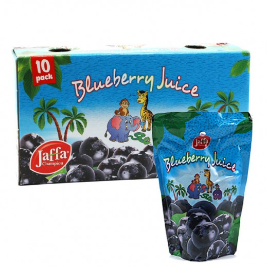 Jaffa Blueberry Juice 10X200ml