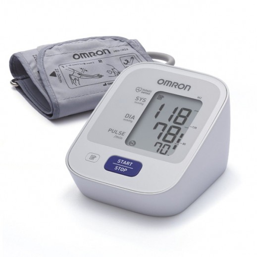 Omron M2 Intellisense Automatic Upper Arm Blood Pressure Monitor HEM-7121-E
