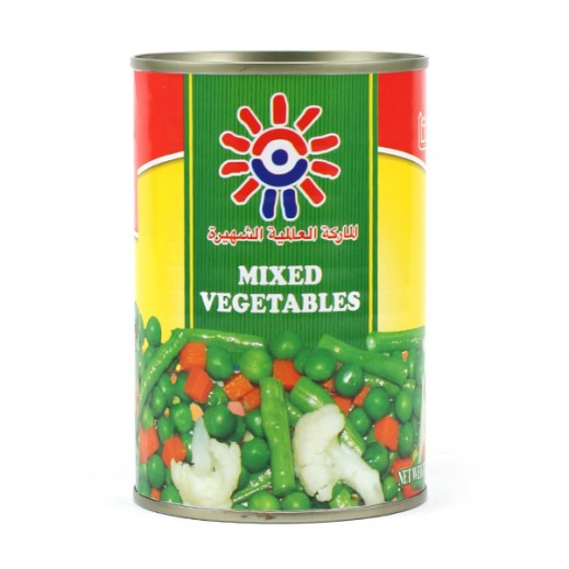 Makita Canned Mix Vegetable 400 g