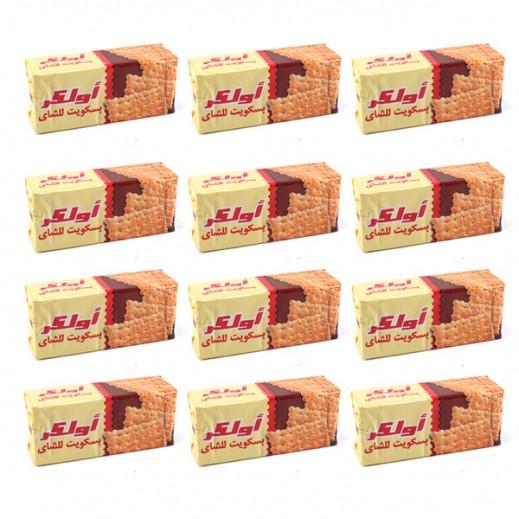 Ulker Tea Biscuits 165 g (12 Pieces)