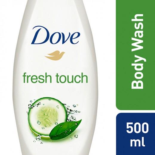 Dove Go Fresh Body Wash Cucumber 500 ml