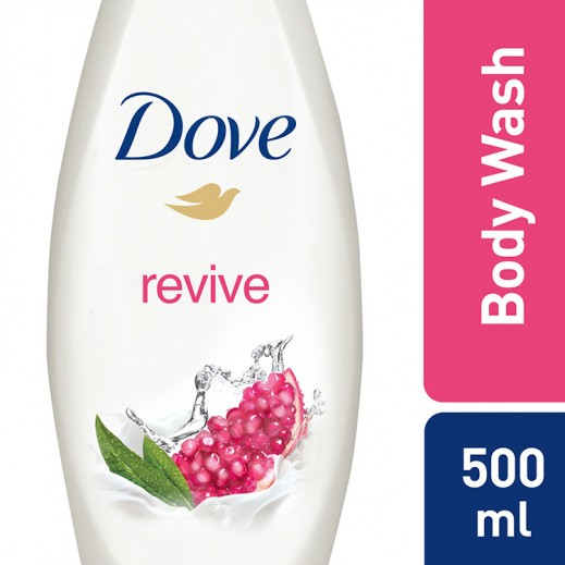 Dove Go Fresh Body Wash Revive 500 ml