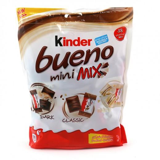 Buy Kinder Bueno Mini Mix 205 G توصيل Taw9eel Com