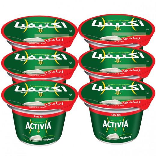 Activia Light Yoghurt 6x150 g