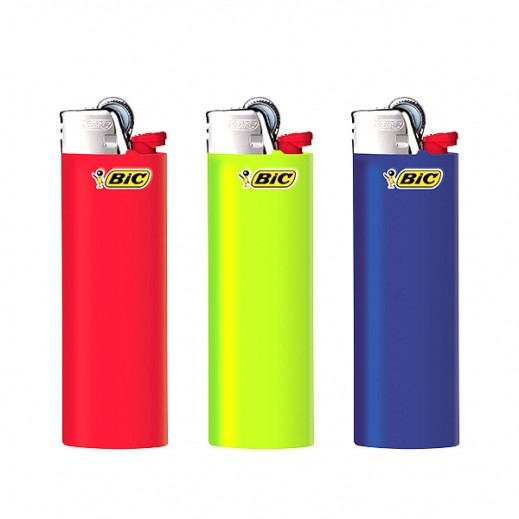 Bic Mini Sleaves Lighter Assorted Color
