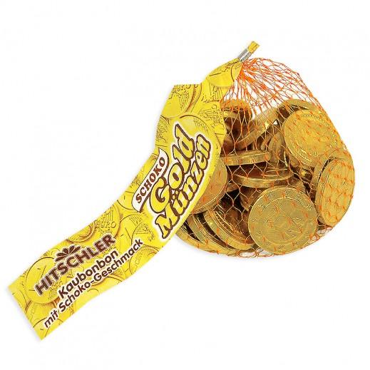 Hitschler Gold Coins Chew Candy 150 g