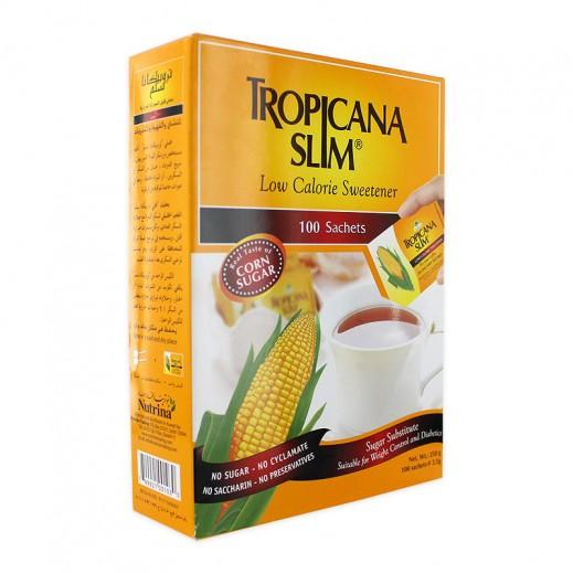 Tropicana Slim Sweetener 100 sachets 250 g