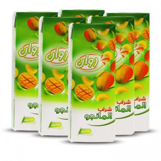 Rawan Mango Drink Juice 6x250 ml