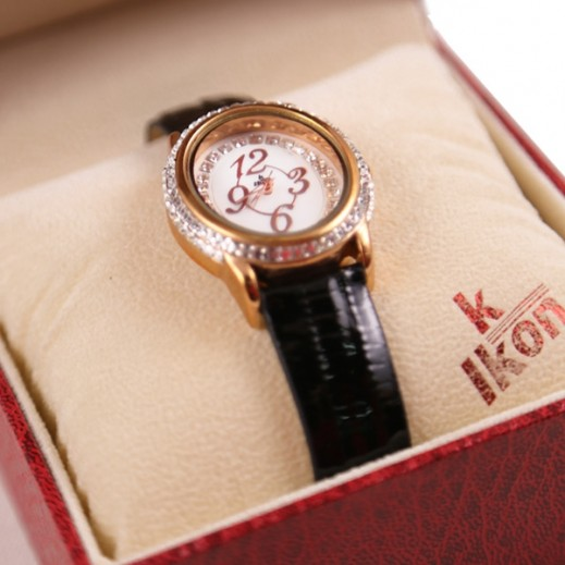 Ikon Black Women's Watch - delivered by My Fair Lady
