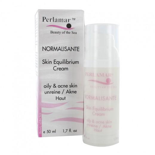 Perlamar Normalisante Cream Acne & Oily Skin 50ml