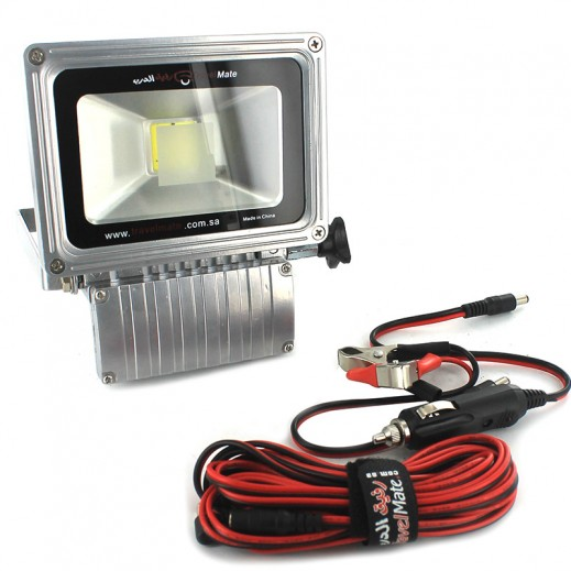 Travelmate DC Flood Light 15 LED with Pouch