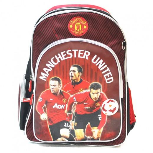 "Manchester United 18"" Large Back Pack"