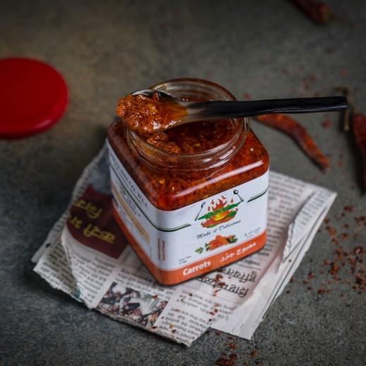 Chilli Inn Carrots Chilli Mabooch 370 g