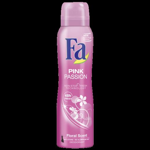 Fa Pink Passion Deodorant 150 ml