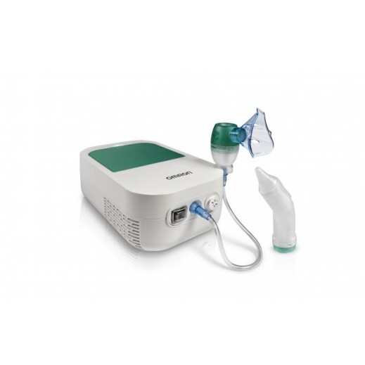 Omron Duobaby 2 In 1 Nebulizer And Nasal Aspirator For Baby