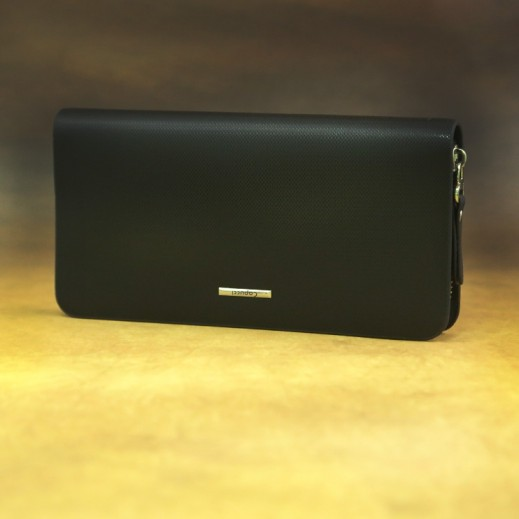 Capucci Women Wallet Black