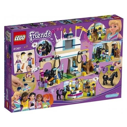 Lego Friends Stephanies Horse Jumping