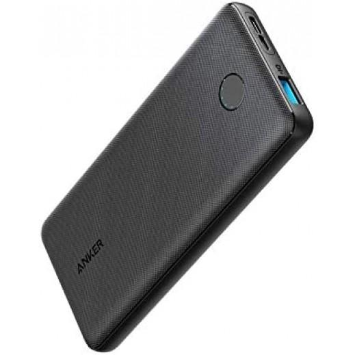 Anker 10000 mAh Powercore Slim  Power Bank - Black