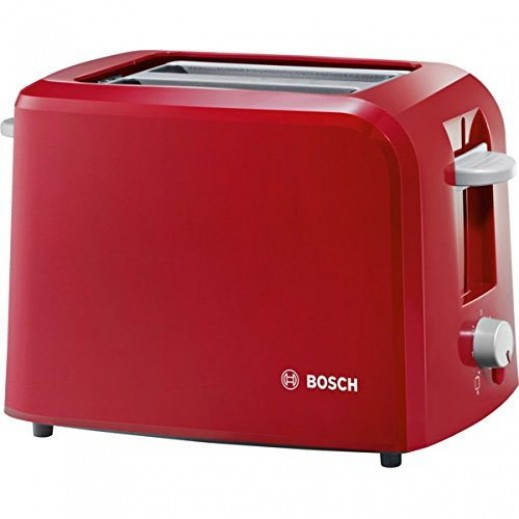 Bosch Village Collection Two Slice Toaster - Red