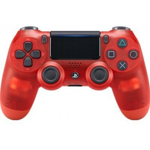 Sony Playstation 4 DualShock 4 Wireless Controller - Red Crystal