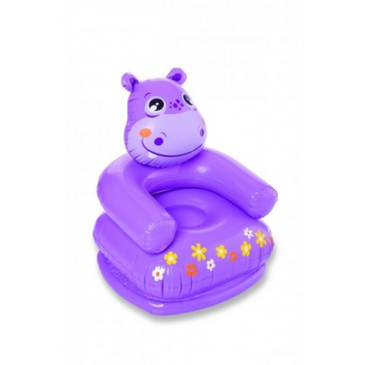 Intex Happy Animal Chair Hippo