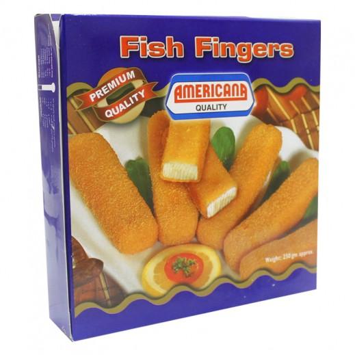 Americana Hamour Fish Fingers 250 g