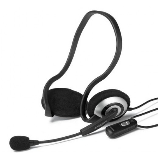 Creative HS-390 Headset with Microphone