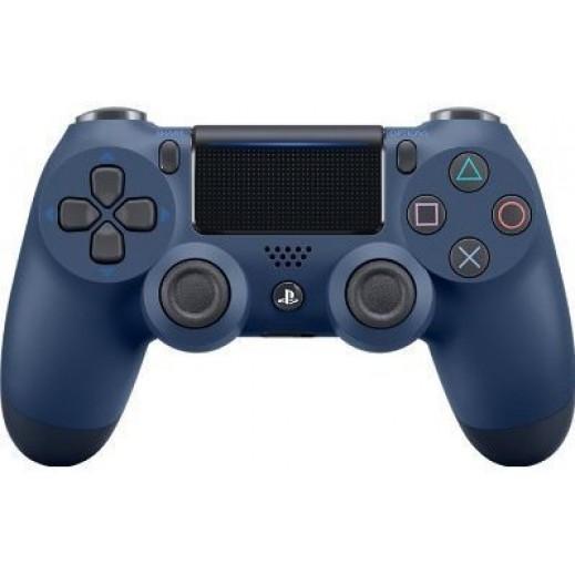Sony Playstation 4 DualShock 4 Wireless Controller - Midnight Blue Edition