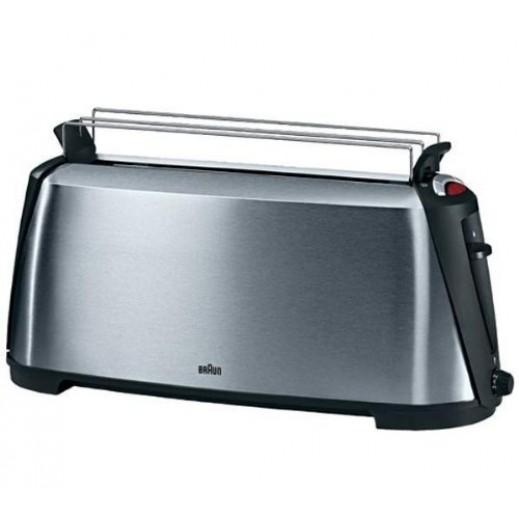 Braun Stainless Steel Toaster