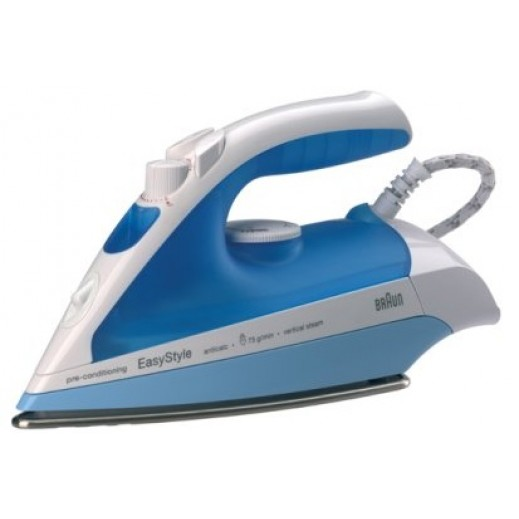 Braun Lilac TexStyle 3 Steam Iron TS340