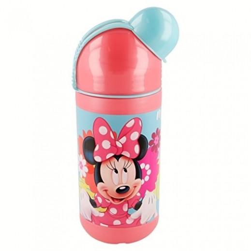 Minnie Bloom Water Bottle 400 ml