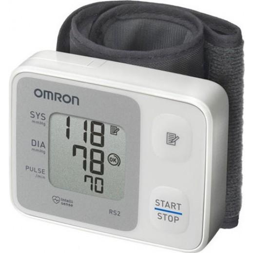 Omron RS2 Wrist Arm Blood Pressure Monitor HEM-6161-E