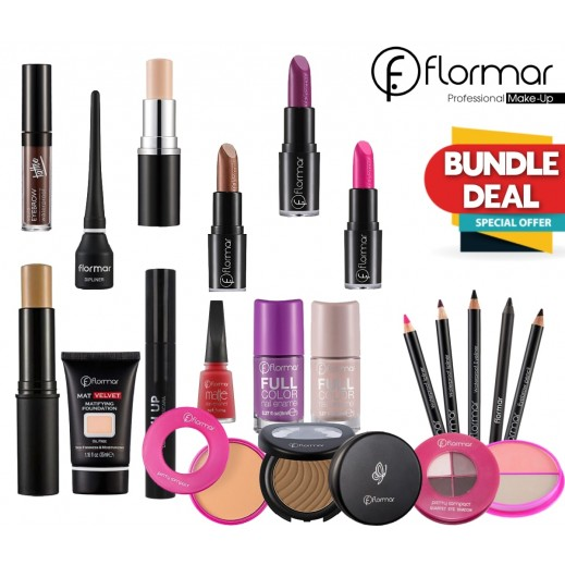 Flormar Monthly Makeup Set Light
