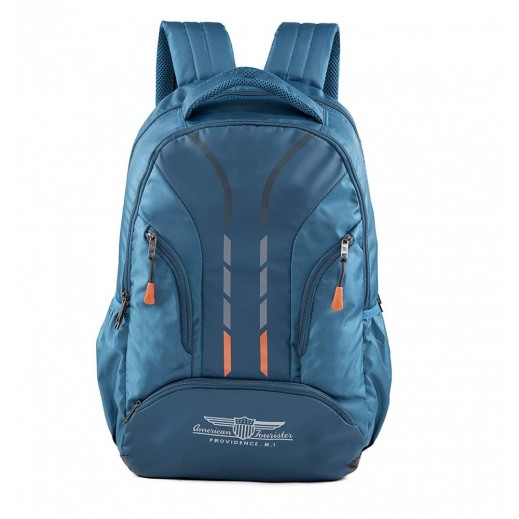 American Tourister Snap NXT Laptop Backpack 01 Teal