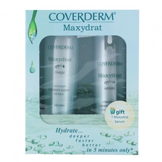 Coverderm Maxydrat Oily Skin + Maxydrat Yeux Free