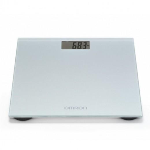 Omron Personal Scale  Silky Grey HN-289-ESL