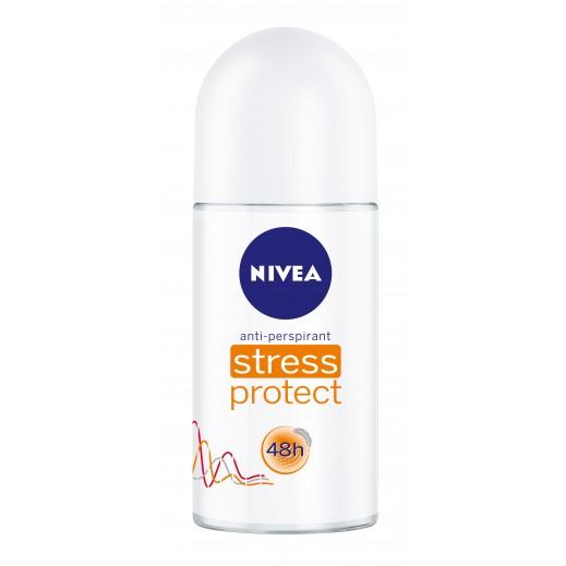 Nivea Stress Protect Deodorant Roll On Women 50ml