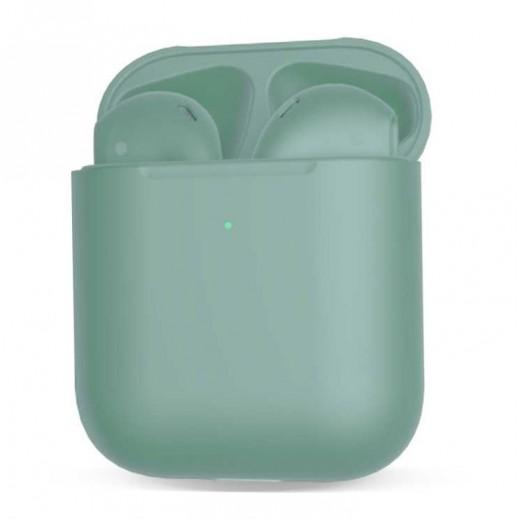 Porodo Wireless Earbuds Charging Case - Green