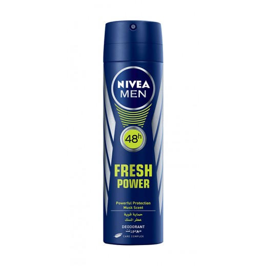 Nivea Men Fresh Power Deodorant Spray 150ml