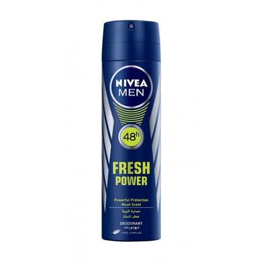 Nivea Men Fresh Power Deodorant Spray 200 ml