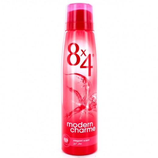 8X4 Deo Spray Charme 150 ml