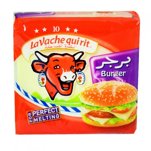 La Vache Qui Rit Burger Cheese 10 slices 200 g