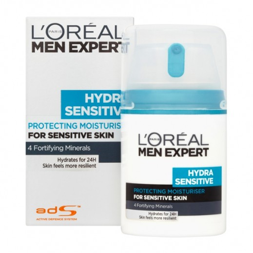 L'Oreal Men Expert Hydra Sensitive Protecting Moisturizer 50 ml