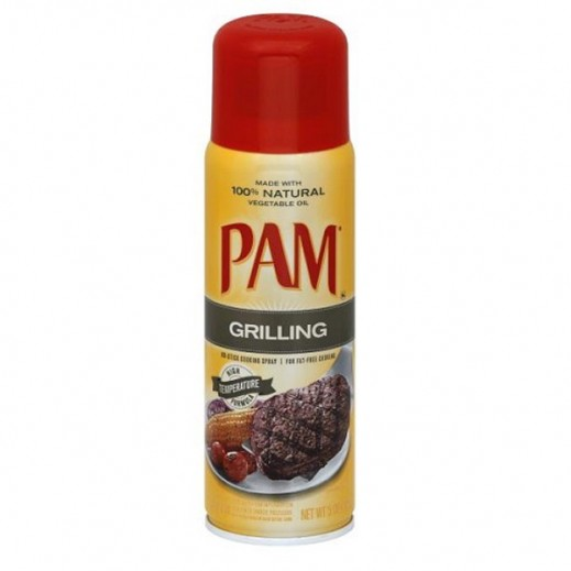 Pam Grilling Spray Oil 141 g